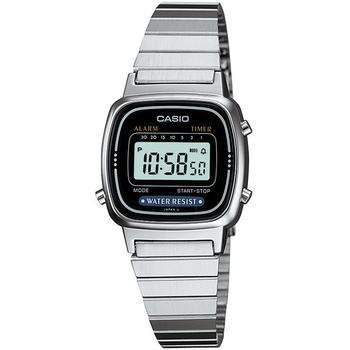 商品Unisex Digital Stainless Steel Bracelet Watch 25mm图片