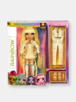 商品Rainbow High Sunny Madison Yellow Fashion Doll图片