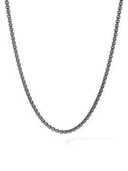 商品Chain Box-Link Necklace图片