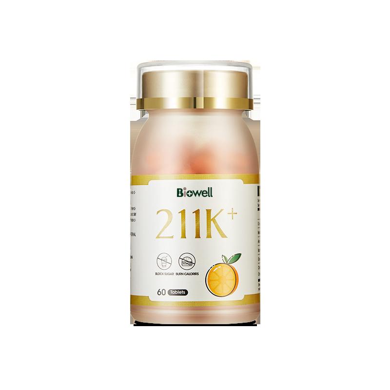 商品【呼吸燃脂】Biowell美国进口211kcal柑橘多酚片纤体塑身减脂燃脂瘦身60片/瓶非奥利司他图片