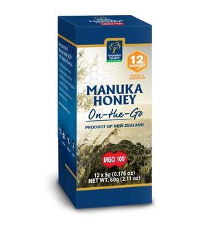 商品MGO 100+ Manuka Honey On-The-Go (60g)图片