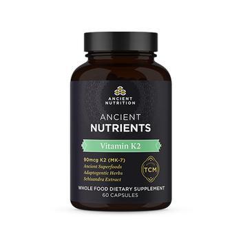 商品Ancient Nutrients - Vitamin K2 Capsules (60 Capsules)图片