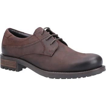 商品Cotswold Mens Brookthorpe Nubuck Derby Shoes (Brown)图片