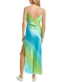 商品Dannijo Silk Maxi Slip Dress图片