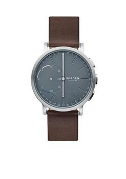 商品Connected Men's Hagen Leather Hybrid Smartwatch图片