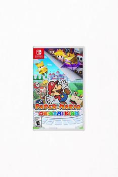 商品Nintendo Switch: Paper Mario: The Origami King Video Game图片