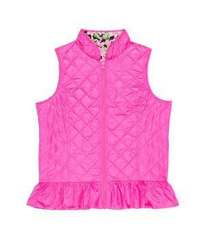 商品Melanie Reversible Vest (Toddler/Little Kids/Big Kids)图片