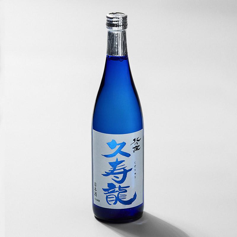 商品【国内直发】米嗅北之庄久寿龙纯米吟酿清酒日本原装进口米酒日式洋酒720ml图片