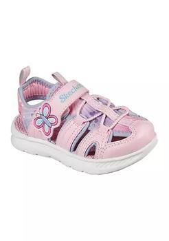 商品Toddler Girls Dazzling Explorer Sandals图片