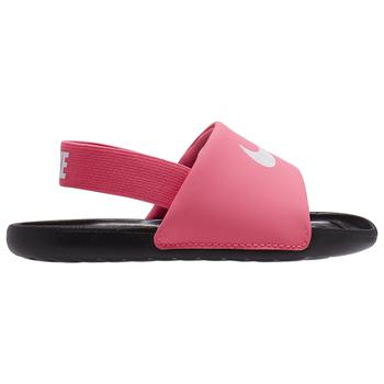 商品Nike Kawa Slide - Girls' Toddler图片