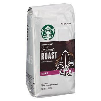 商品法式深度烘焙咖啡粉图片