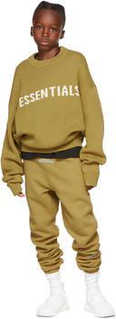 商品Kids Khaki Knit Sweater图片