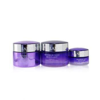 商品Lancome - Renergie Multi-Lift Ultra Set: Full Spectrum Cream 50ml + Night Cream 50ml + Eye Cream 15ml 3pcs图片