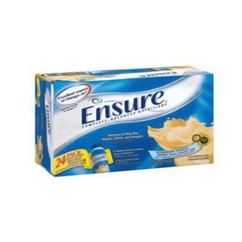 商品Ensure Immune Health Bottle, Vanilla - 8 Oz, 24 Ea图片
