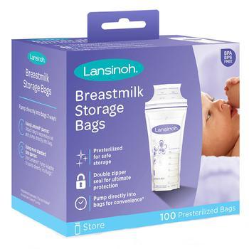 商品母乳保鲜储藏袋图片