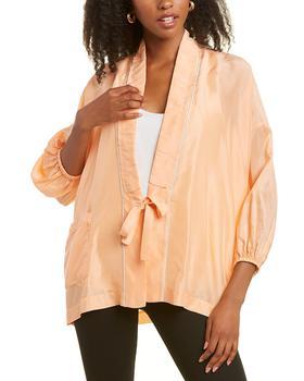 商品Forte Forte Kimono Silk Jacket图片