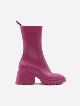 商品Chloé Betty Rain Boots In Pvc图片