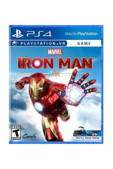商品PlayStation 4 Marvel's Iron Man VR Video Game图片