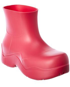 商品Bottega Veneta The Puddle Rubber Boot图片