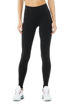 商品女款 Alo Aloyoga 高腰 紧身裤 瑜伽服 图片