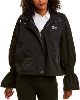 商品Burberry Packaway Hood Bio-Based Jacket图片