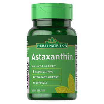 商品Astaxanthin Softgels图片