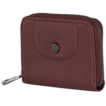 商品Longchamp Le Pliage Cuir Leather Key Case图片