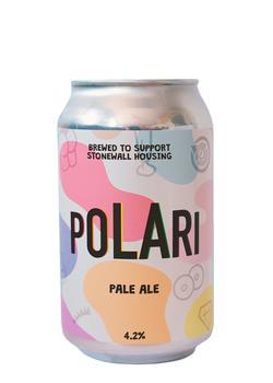 商品PoLAri Pale Ale Can 330ml图片