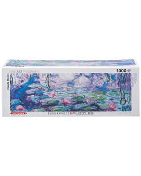 商品EuroGraphics Waterlilies by Claude Monet Puzzle图片