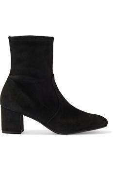 商品女士 SW Siggy 60麂皮短靴图片