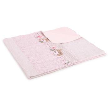 商品LAPIN HOUSE - Blanket, Pink, Girl, One Size Baby图片