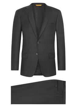 商品Charcoal Sharkskin Tasmanian Suit图片