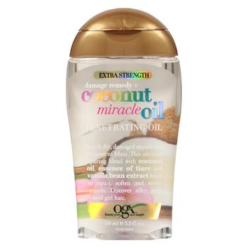 商品强化发丝椰子护发油图片