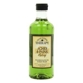 商品Village Naturals Therapy Foaming Bath Oil, Aches and Pains, 16 oz图片