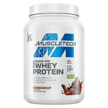 商品100% Grass-Fed Whey Protein Chocolate图片