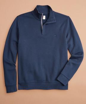 商品Pique Half-Zip Fleece图片