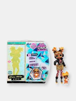 商品LOL Surprise Winter Chill Missy Meow Fashion Doll图片