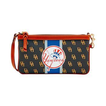 商品New York Yankees Large Slim Stadium Wristlet图片