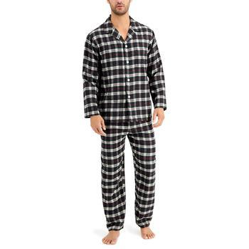 商品Men's Pajama Set, Created for Macy's图片
