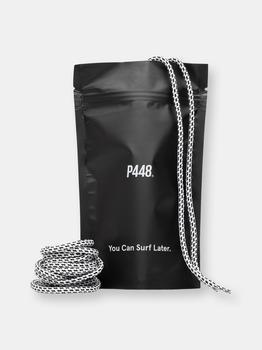 商品Shoelaces White/Black Speckled图片