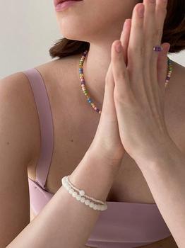 商品Jade, Glow Stone Bracelet图片