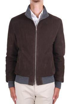 商品BROOS Leather Jackets Men Pelle图片