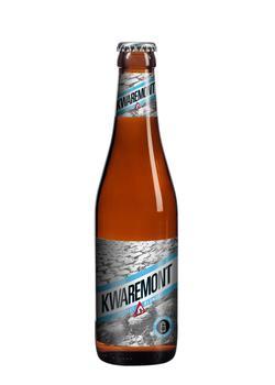 商品Kwaremont 0.3 Alcohol-Free Belgian Blonde Beer 330ml图片