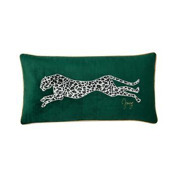 """商品Velvet Cheetah 14"""" x 24"""" Throw Pillow图片"""