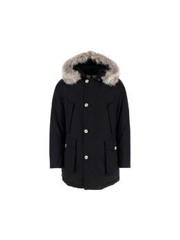 商品Woolrich Woolrich Woolen Artic Parka图片