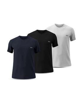 商品Cotton Logo Graphic Tees, Pack of 3图片