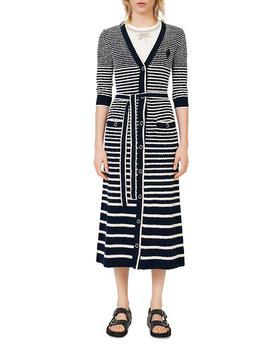 商品Myplage Long Striped Cardigan图片