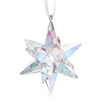 商品Shimmer Star Ornament, Medium图片