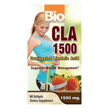 商品Bio Nutrition CLA 1500 Conjugated Linoleic Acid 1500 mg Softgels 60 ea图片