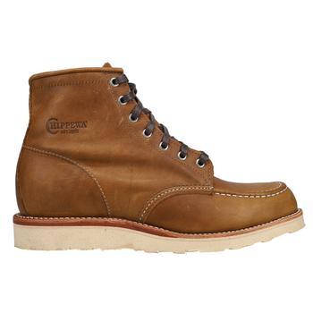 商品6 Inch Baldwin Moc Toe Boots图片